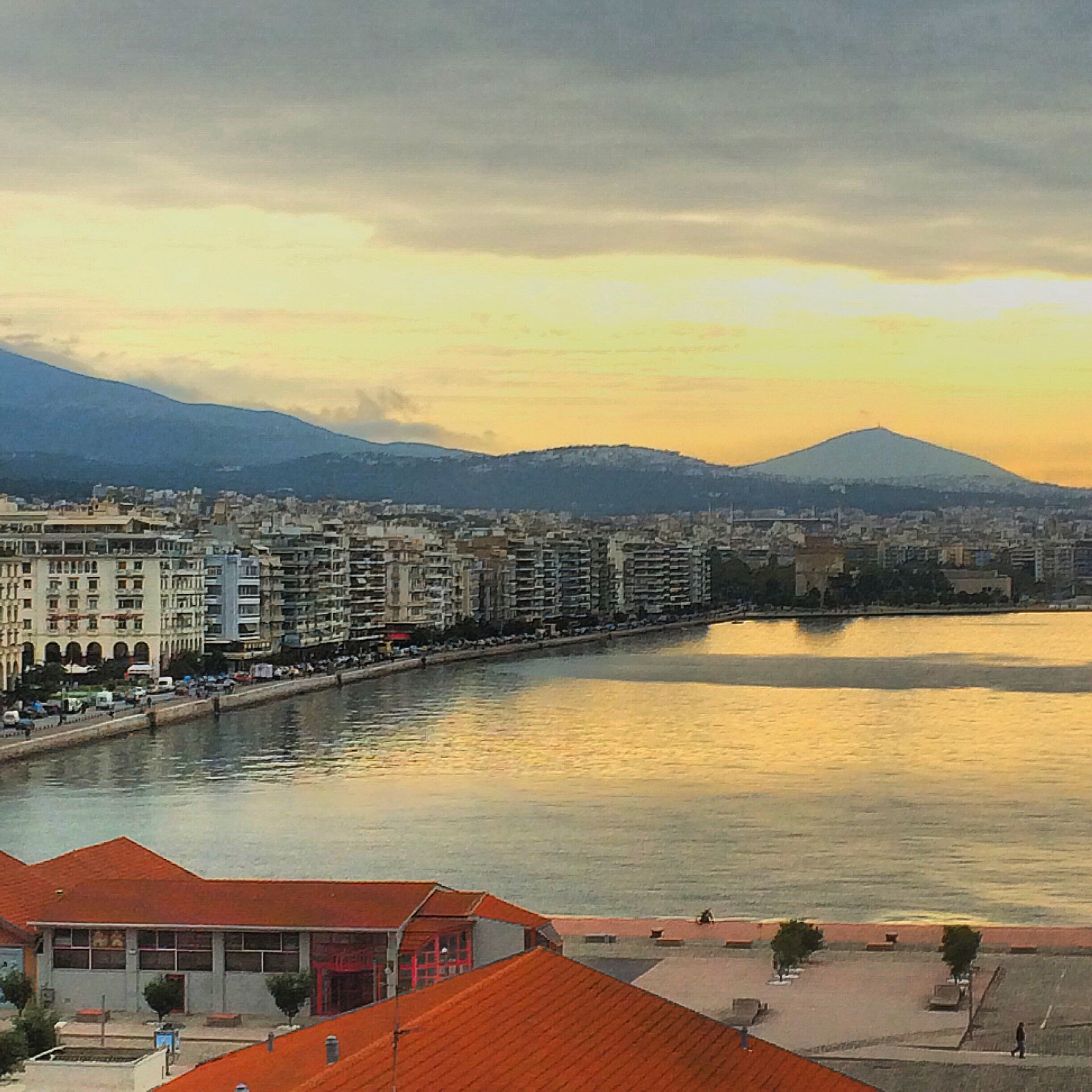 A Day in Thessaloniki, Greece