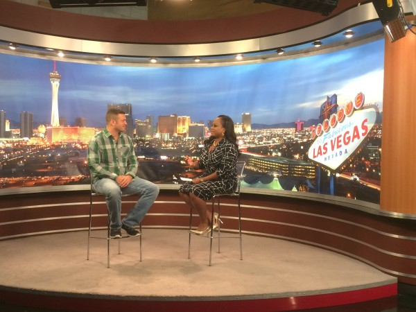 My FOX 5 Las Vegas Segment on Fall Travel