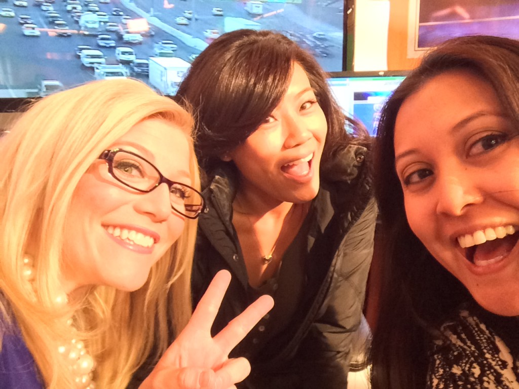 FOX 5 Las Vegas selfies