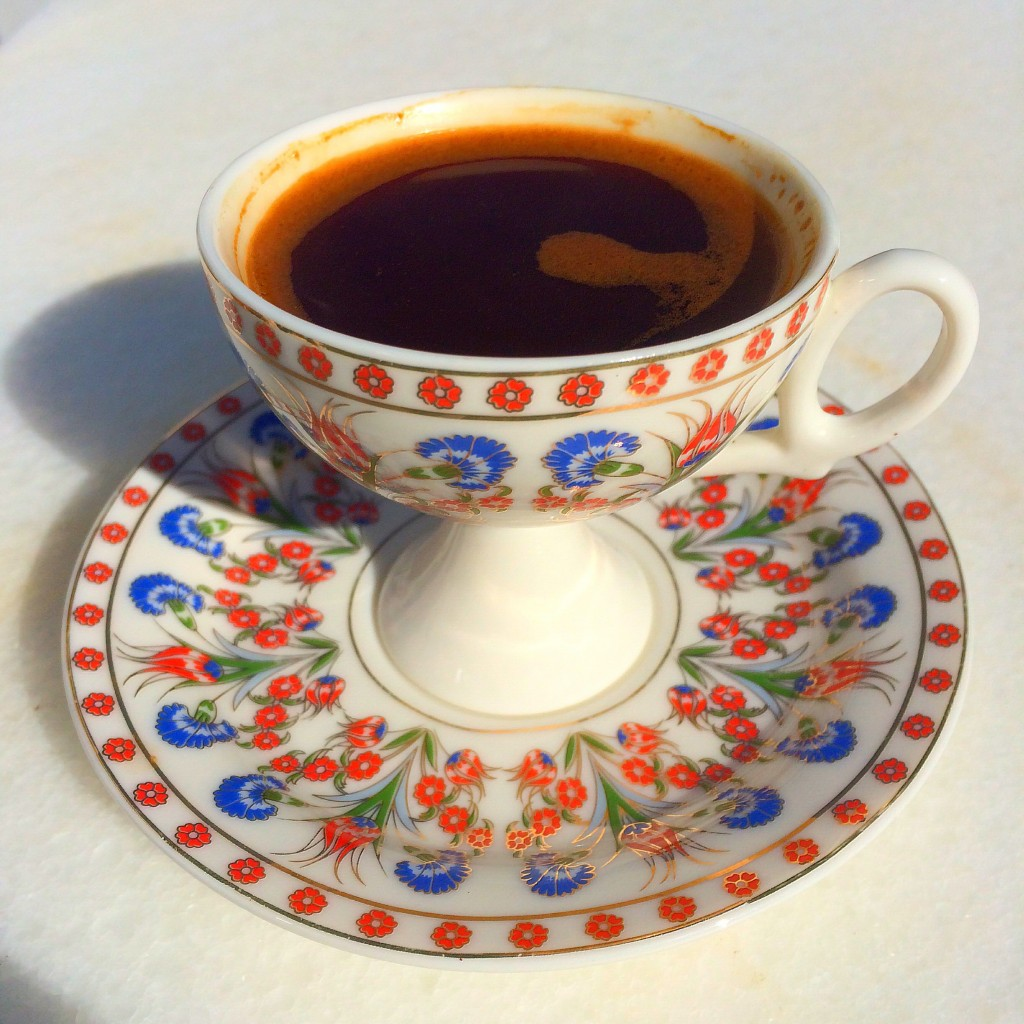 Turkish Coffee, Izmir, Turkey