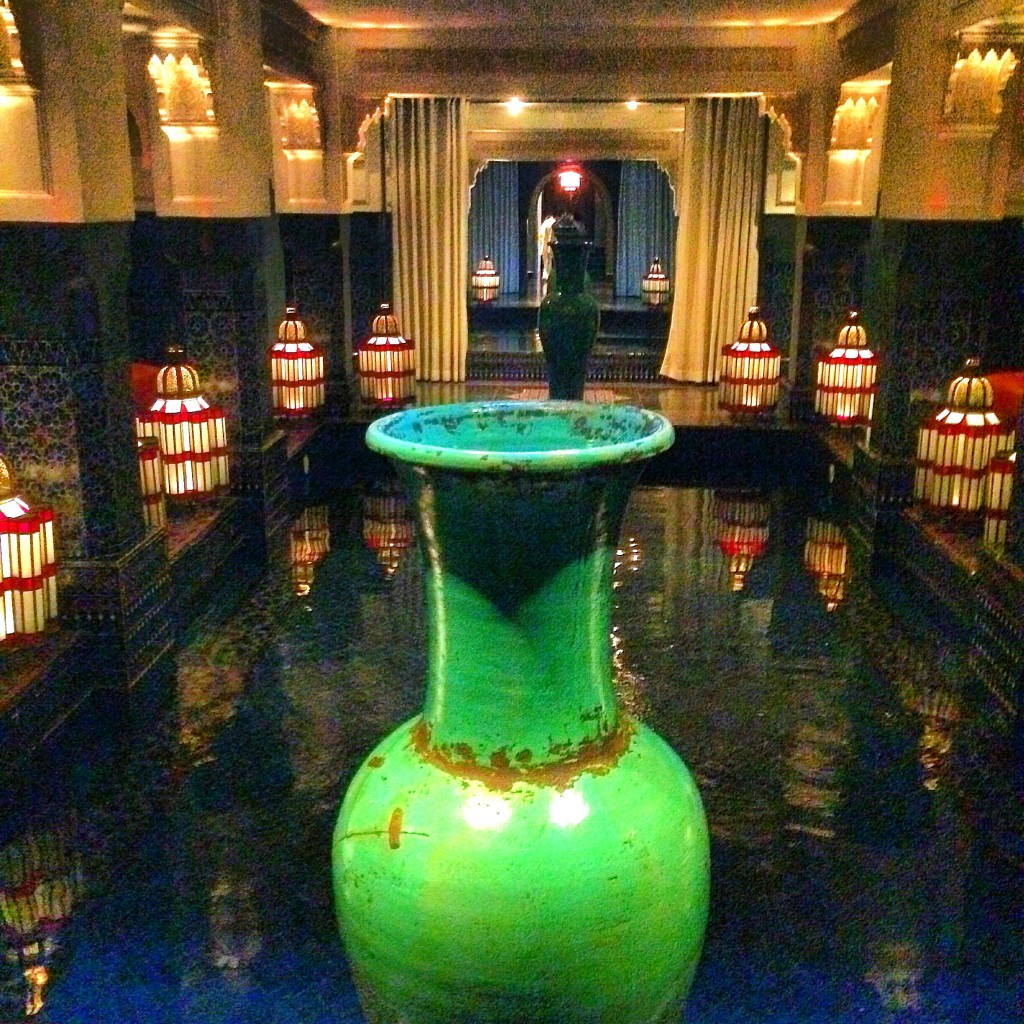 La Mamounia, Marrakech, Morocco, luxury, hotel, spa