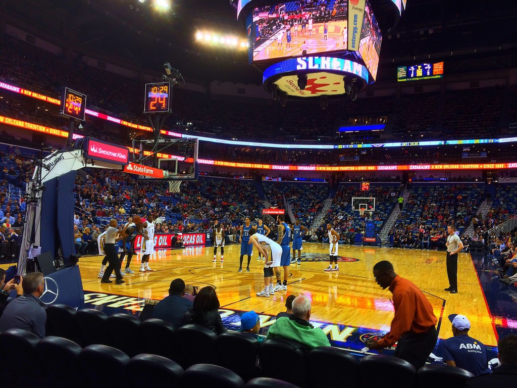 New Orleans, Louisiana, Smoothie King Center