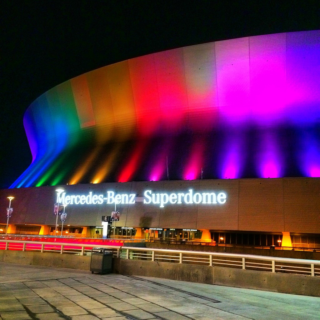 New Orleans, Louisiana, Superdome