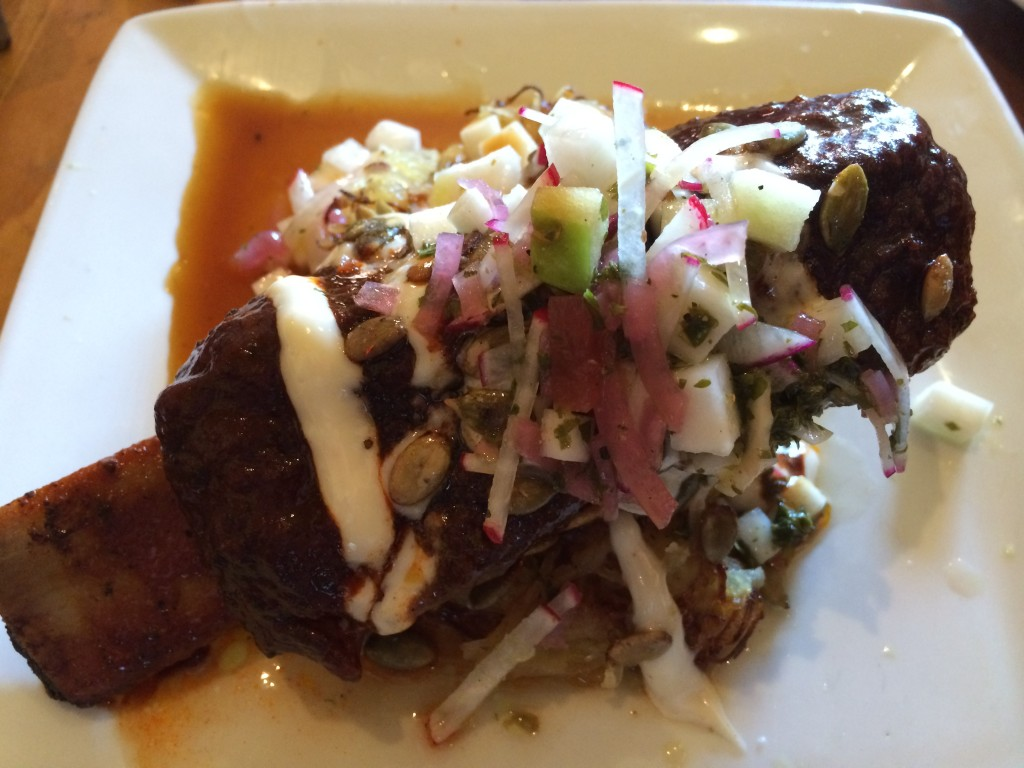 New Orleans, Louisiana, Cochon, short rib