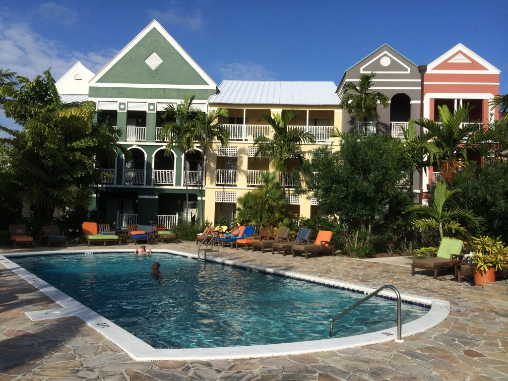 Grand Bahama Island, Pelican Bay Hotel, pool