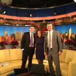 South Pole Segment on Good Day New York