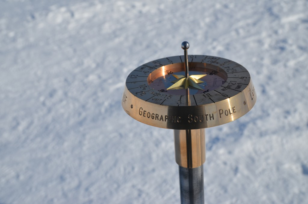 Geographic South Pole, South Pole