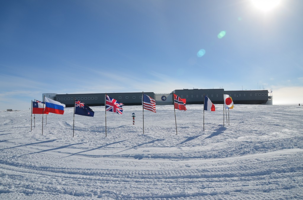 Amundsen-Scott Station, South Pole