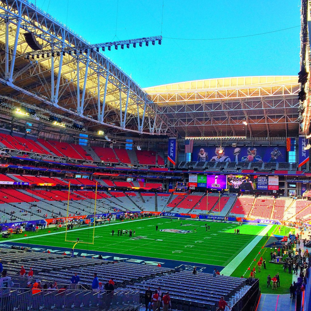 My Superbowl Xlix Experience In Photos