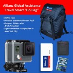 Win a Go Bag From Allianz Travel Insurance