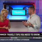 NBC Phoenix Travel Tips Segment