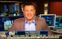 FOX Business Segment on Airline Seats