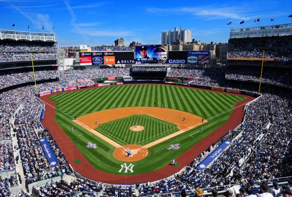 The 30 best stadiums in the world - Yankee stadium images ...