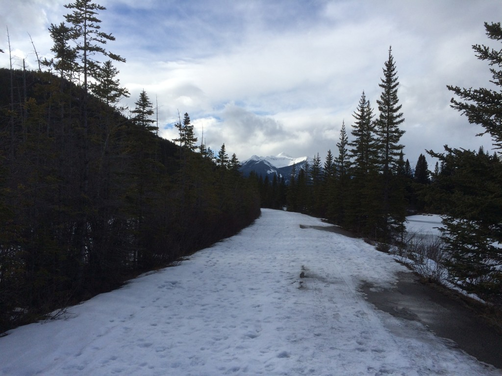 Hike to Sundance Lodge, Banff, ALberta, Canada