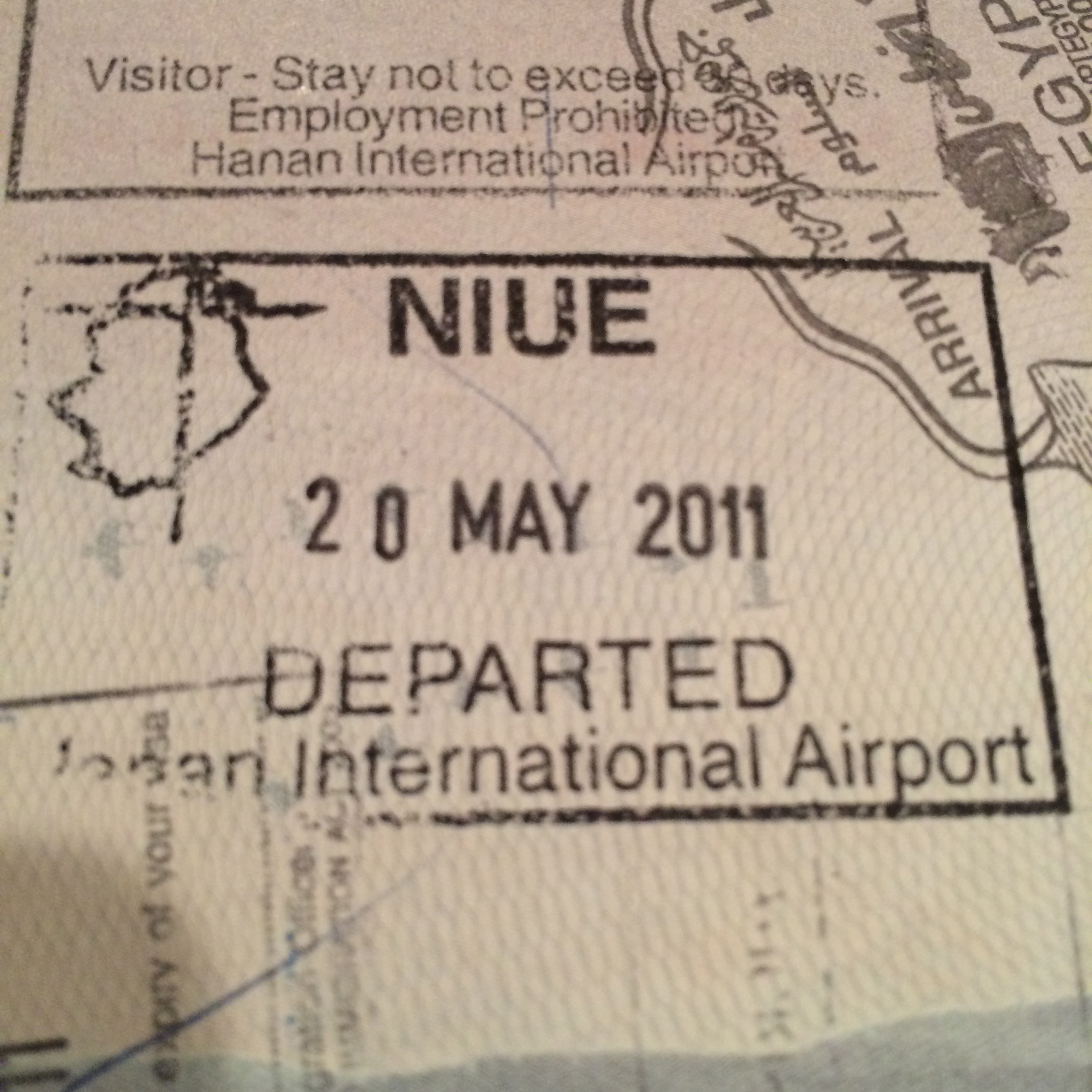 22 Passport Stamps Youve Never Seen Before