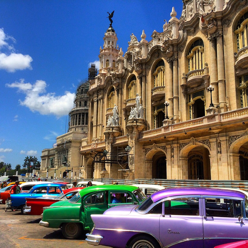 Cars, Havana, Cuba