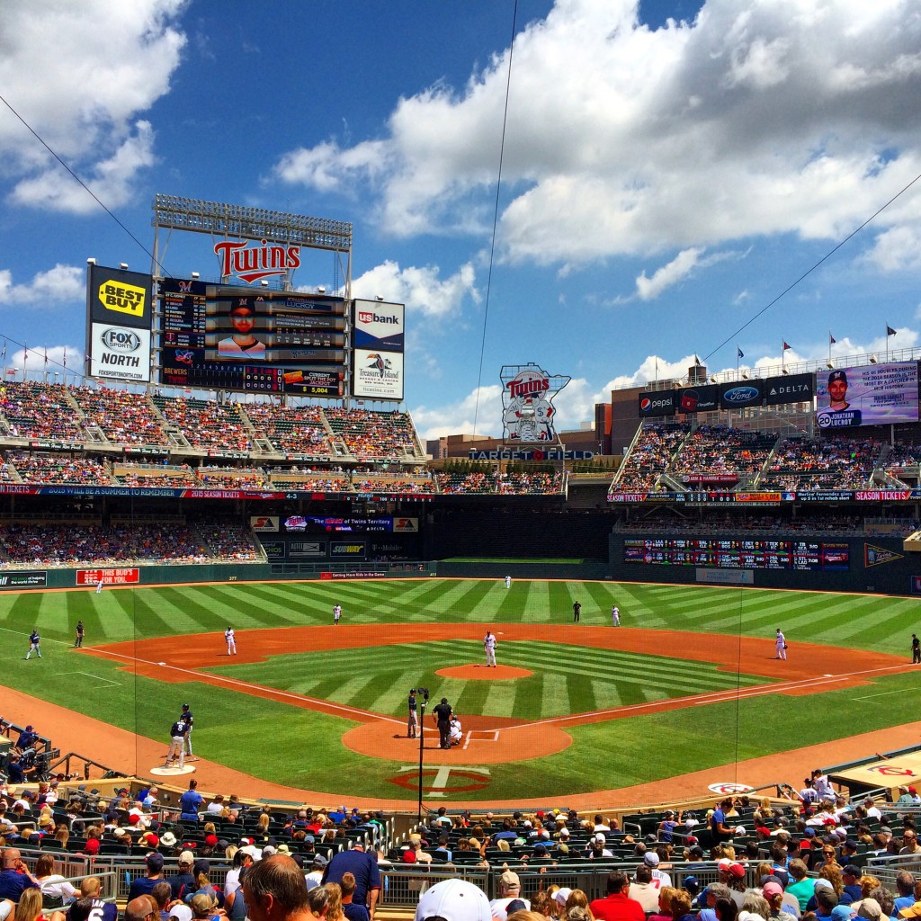 Chippewa Falls, Wisconsin #DoMoreCountry, Country Inn & Suites, Minnesota Twins, Target Field