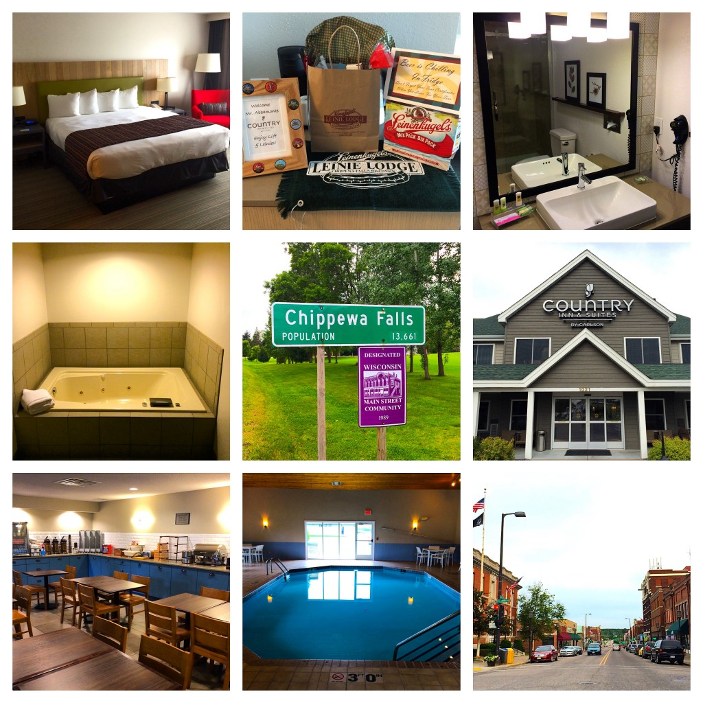 Chippewa Falls, Wisconsin #DoMoreCountry, Country Inn & Suites