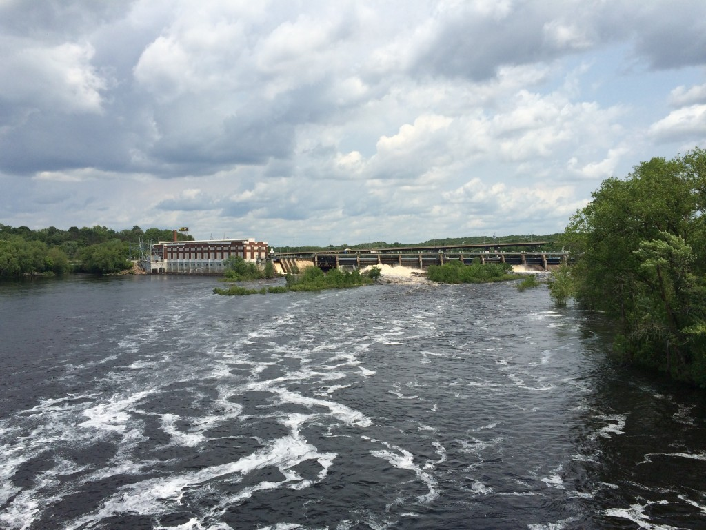 Chippewa Falls, Wisconsin #DoMoreCountry, Country Inn & Suites, dam