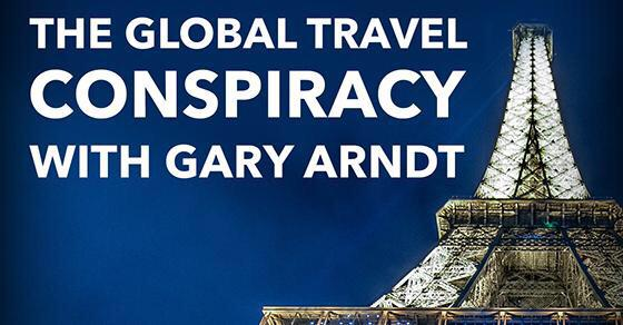 The Global Travel Conspiracy, Gary Arndt, Lee Abbamonte, travel