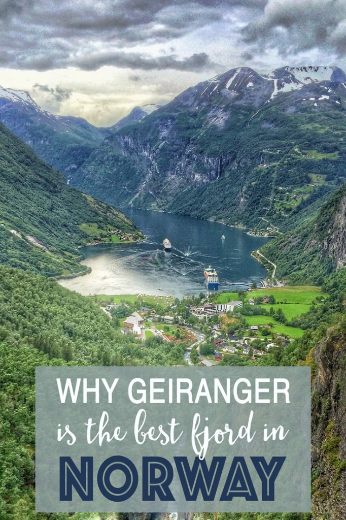 Why Geiranger is the best fjord in Norway, Norway, Geiranger, fjord
