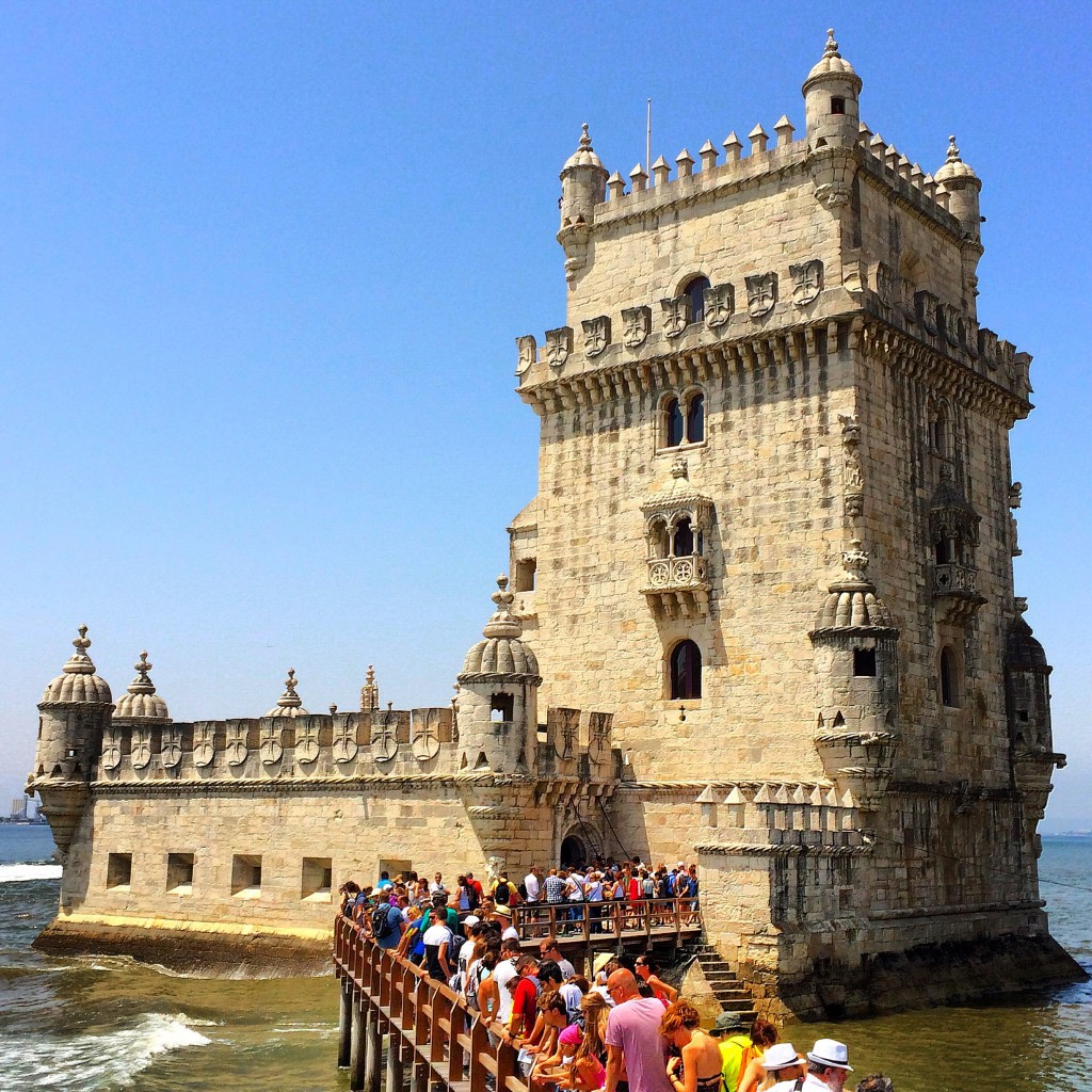 Belem Tower, Lisbon, Portugal