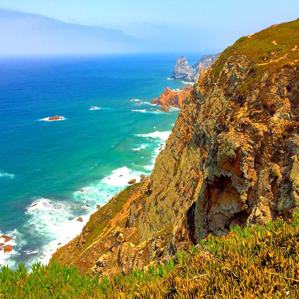 Cabo Da Roca, view, Portugal