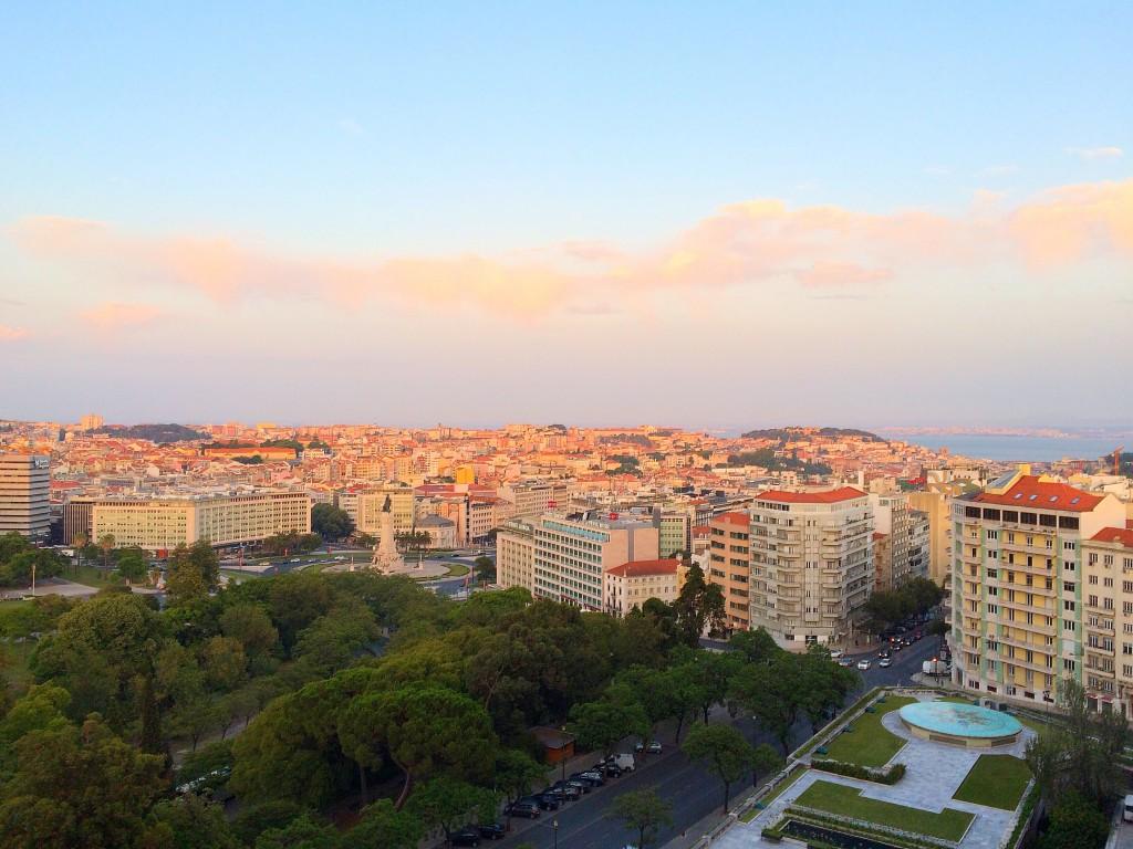 Lisbon, Portugal, Four Seasons Lisbon, Ritz, view