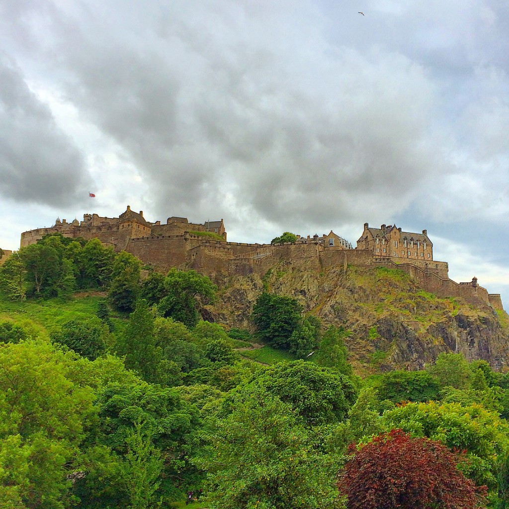 Edinburgh Castle, travel, Edinburgh, Scotland