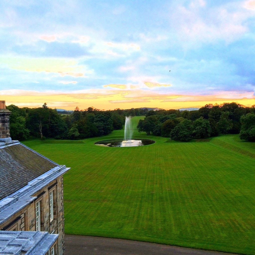 Hopetoun House, Scotland, AzAmazing Evening, Azamara Quest