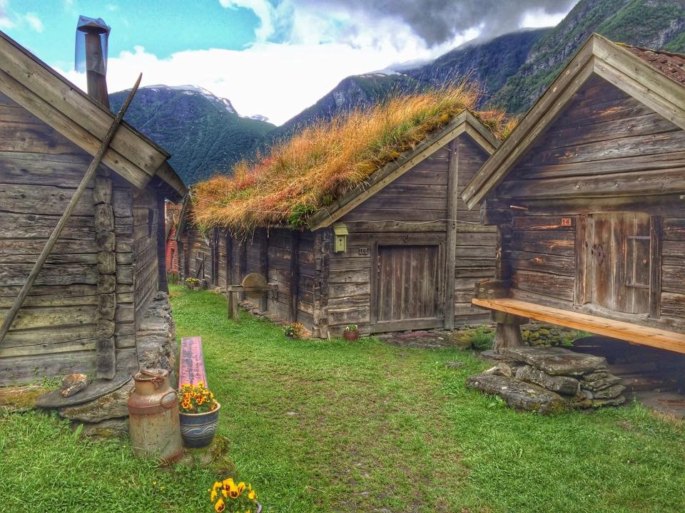 Otternes, Flam, Norway