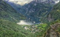 Geiranger is the Best Fjord in Norway