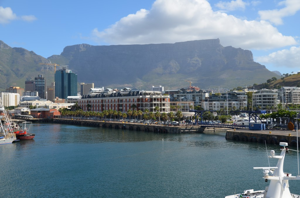 Cape Town, South Africa, Table Mountain