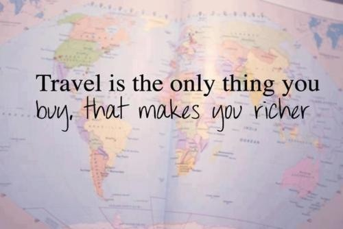 travel quote, Holiday Travel Hacker Guide