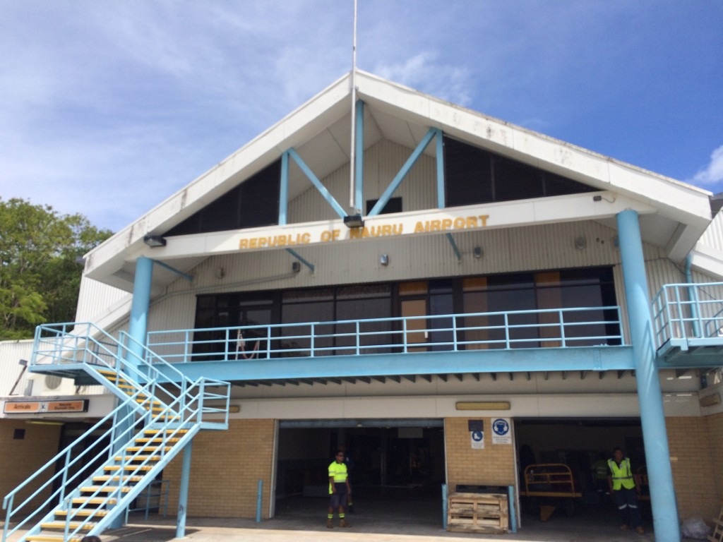 Nauru Airport, Nauru, Yaren District