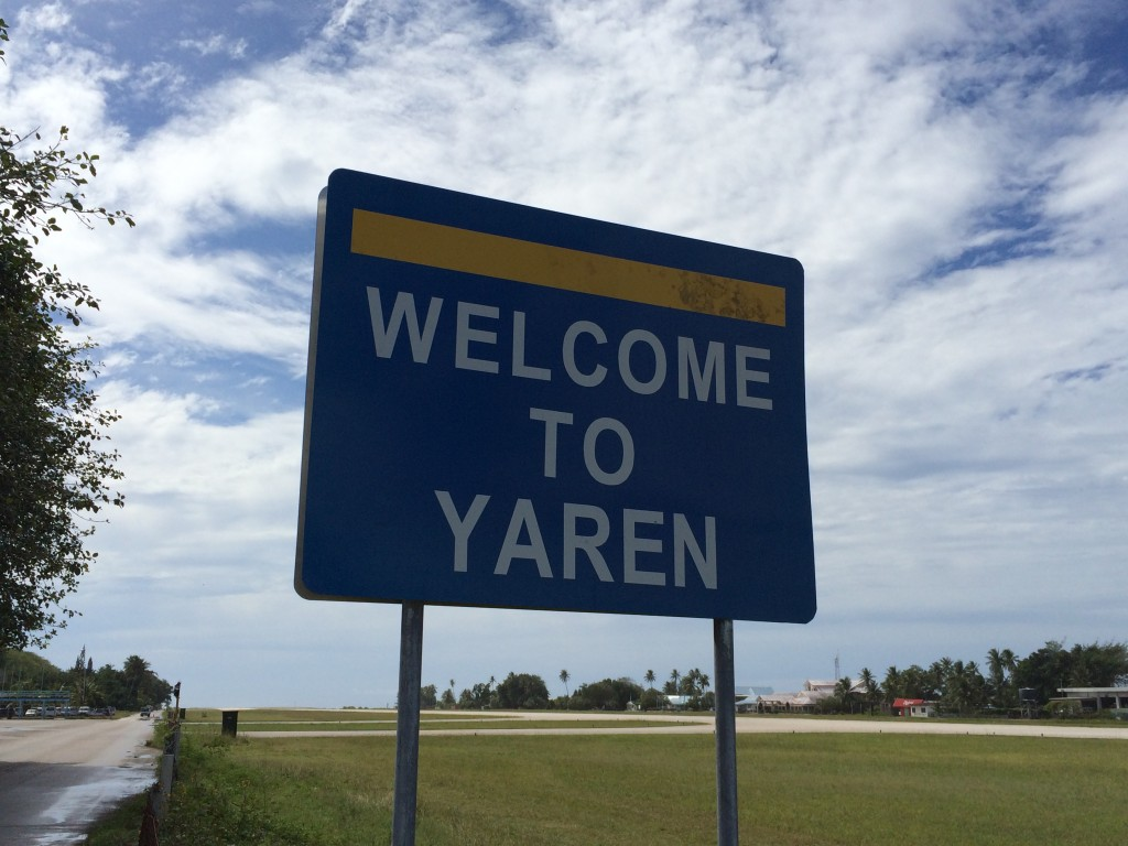 Nauru, Yaren District