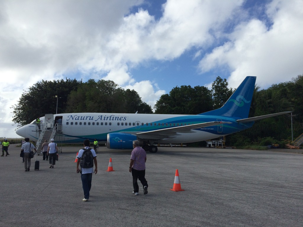 Nauru Airlines, Nauru, Nauru Airport, Our Airline