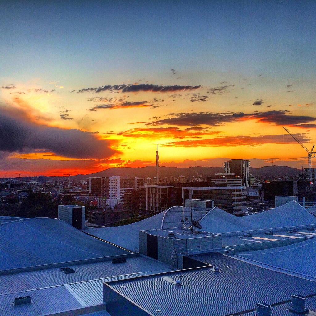 Brisbane, Queensland, Australia, A Perfect Day in Brisbane, Brisvegas, sunset