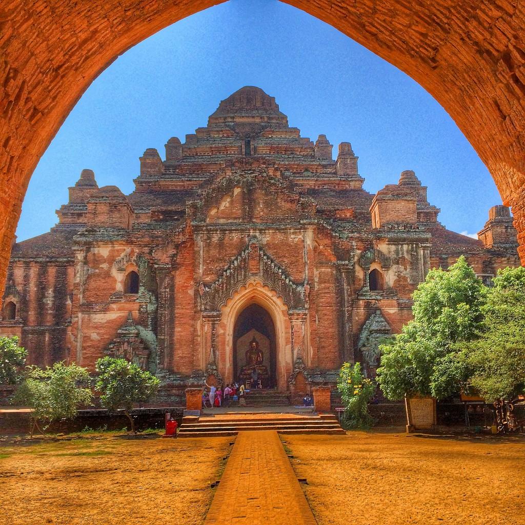 Dhammayangyi Pahto, Bagan, Myanmar, Burma
