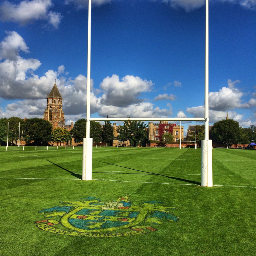 Rugby, England, Rugby School, The Close