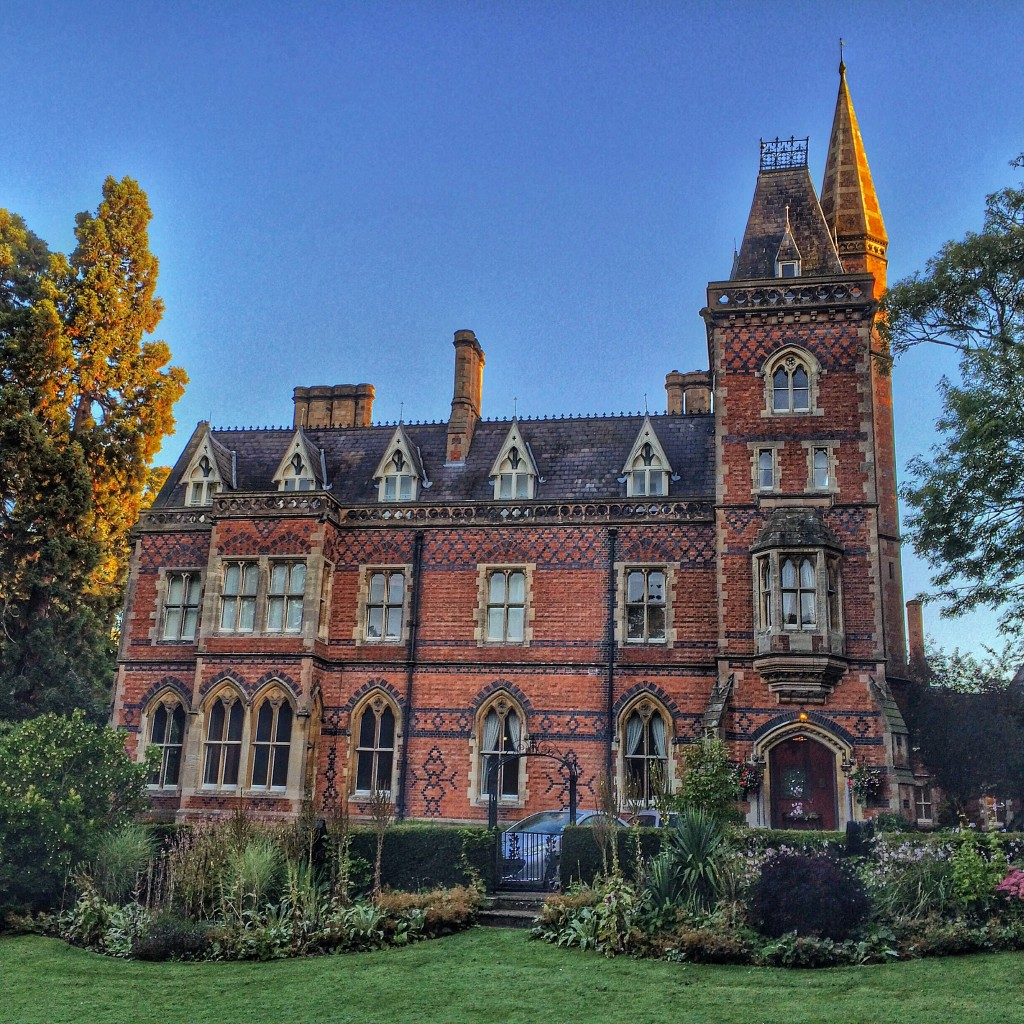 Brownsover Hall Hotel, Rugby, England
