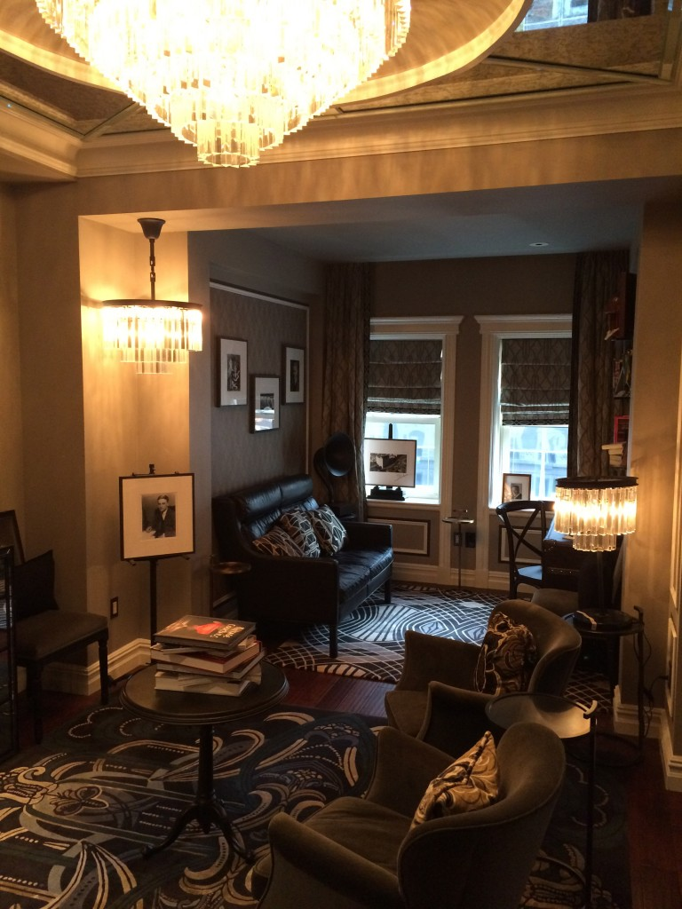 The Plaza Hotel, Fitzgerald Suite, Gatsby Suite, New York City