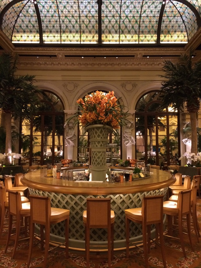 The Plaza Hotel, New York City, Palm Court