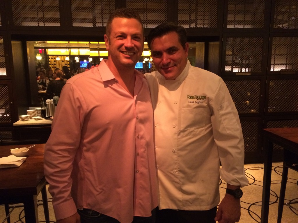 Lee Abbamonte, Todd English, The Plaza Hotel, Fairmont Hotels, NYC