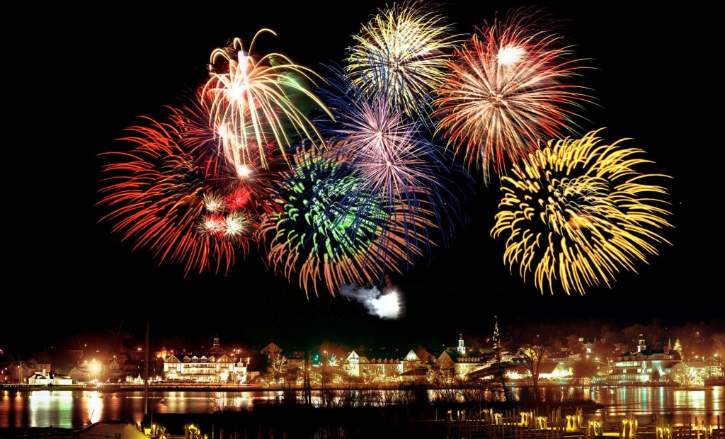travel, Holiday Travel Hacker Guide, new years eve, fireworks