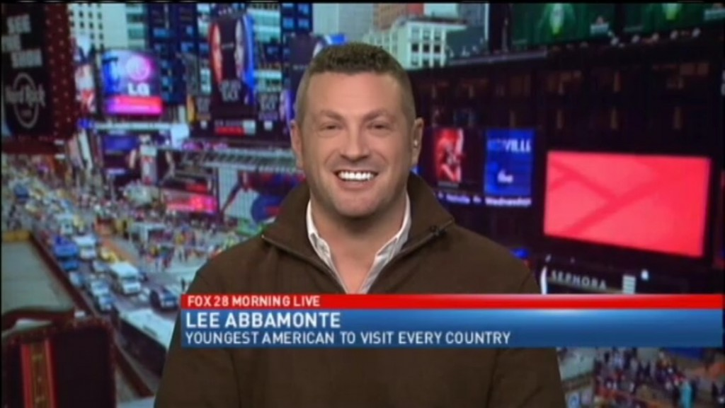Lee Abbamonte, Iowa news, SMT, satellite media tour