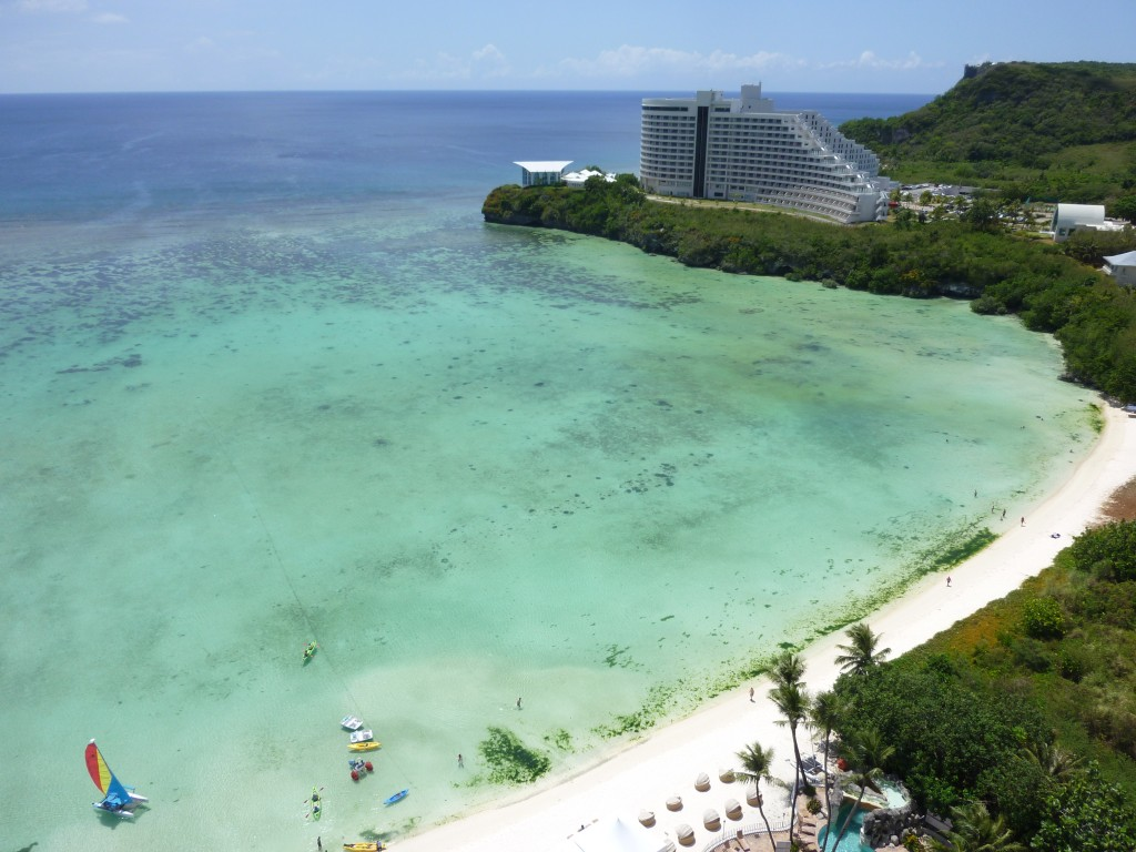 Tumon Bay, Guam, SPG Holiday Challenge, SPG Amex, SPG,