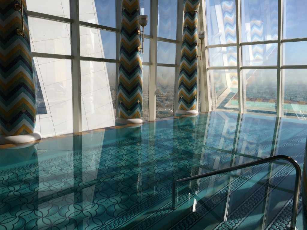 pool, Jumeirah, Burj Al Arab, Dubai, UAE, United Arab Emirates
