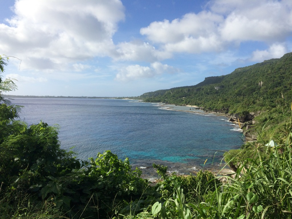 Rota, CNMI, Northern Mariana Islands, viewpoint