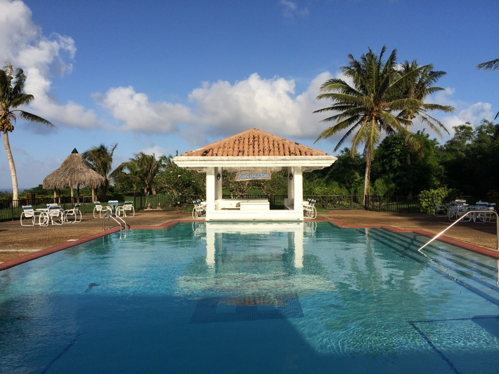 Rota, CNMI, Northern Mariana Islands, Rota Resort, country club